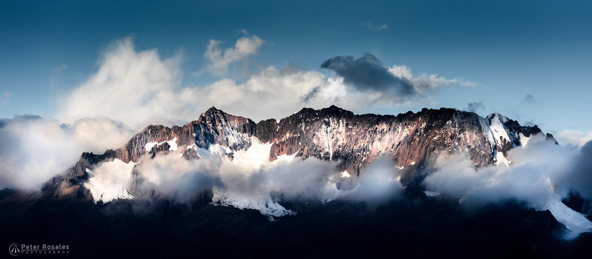 Montañas en Cusco