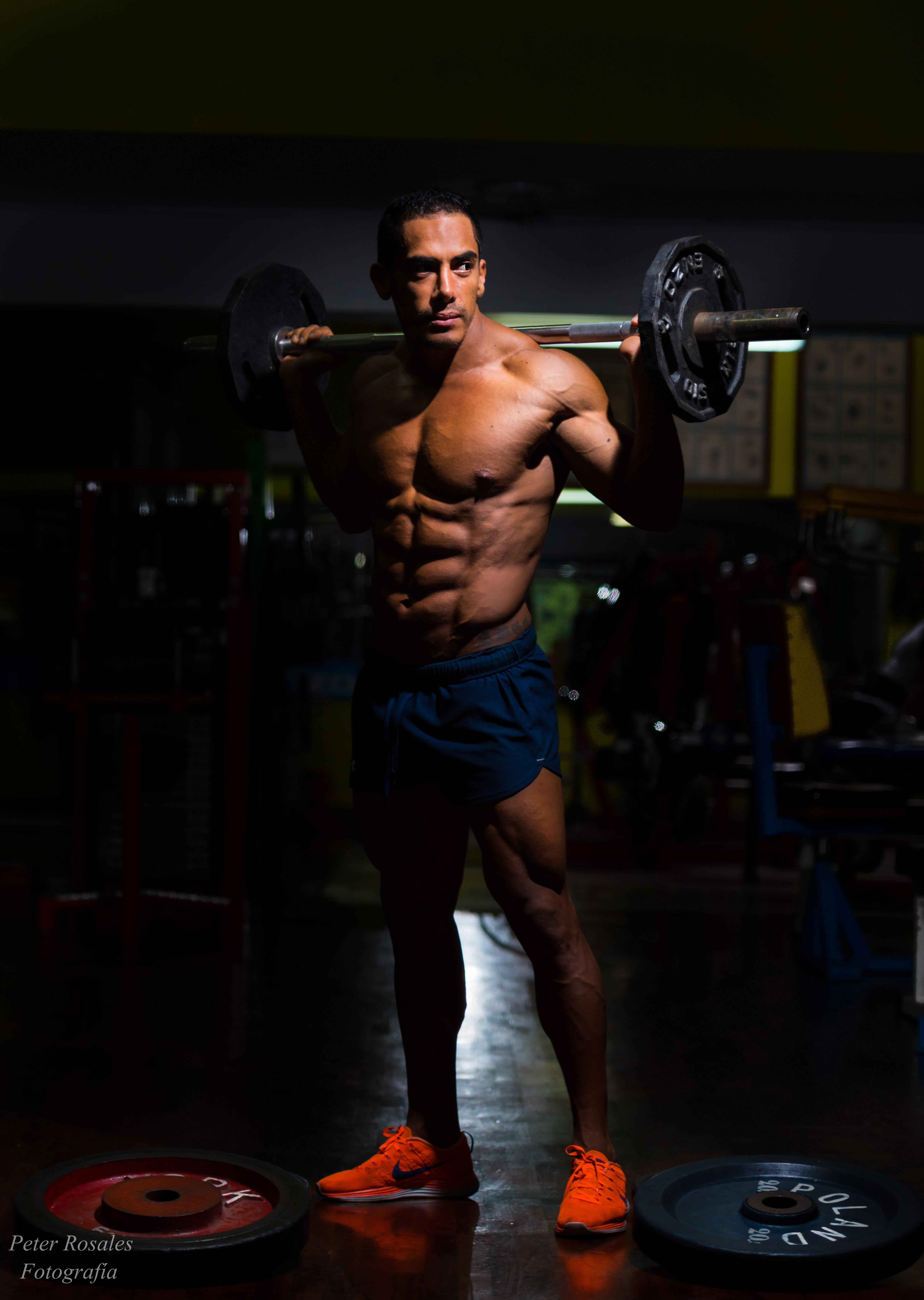 Campeón Sudamericano Men´s Phisycs