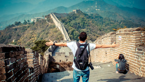 La Gran Muralla China y otro sueño cumplido.