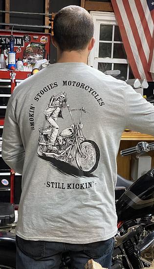 Still Kickin' Long Sleeve (Made in USA)