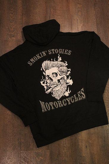 Original Smokin' Stogies Bearded Skull