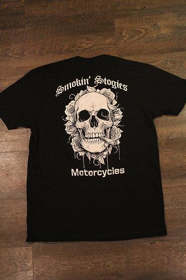 Skulls n' Roses (men's) design.