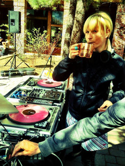 Spinnin' at FiftyFifty - Truckee