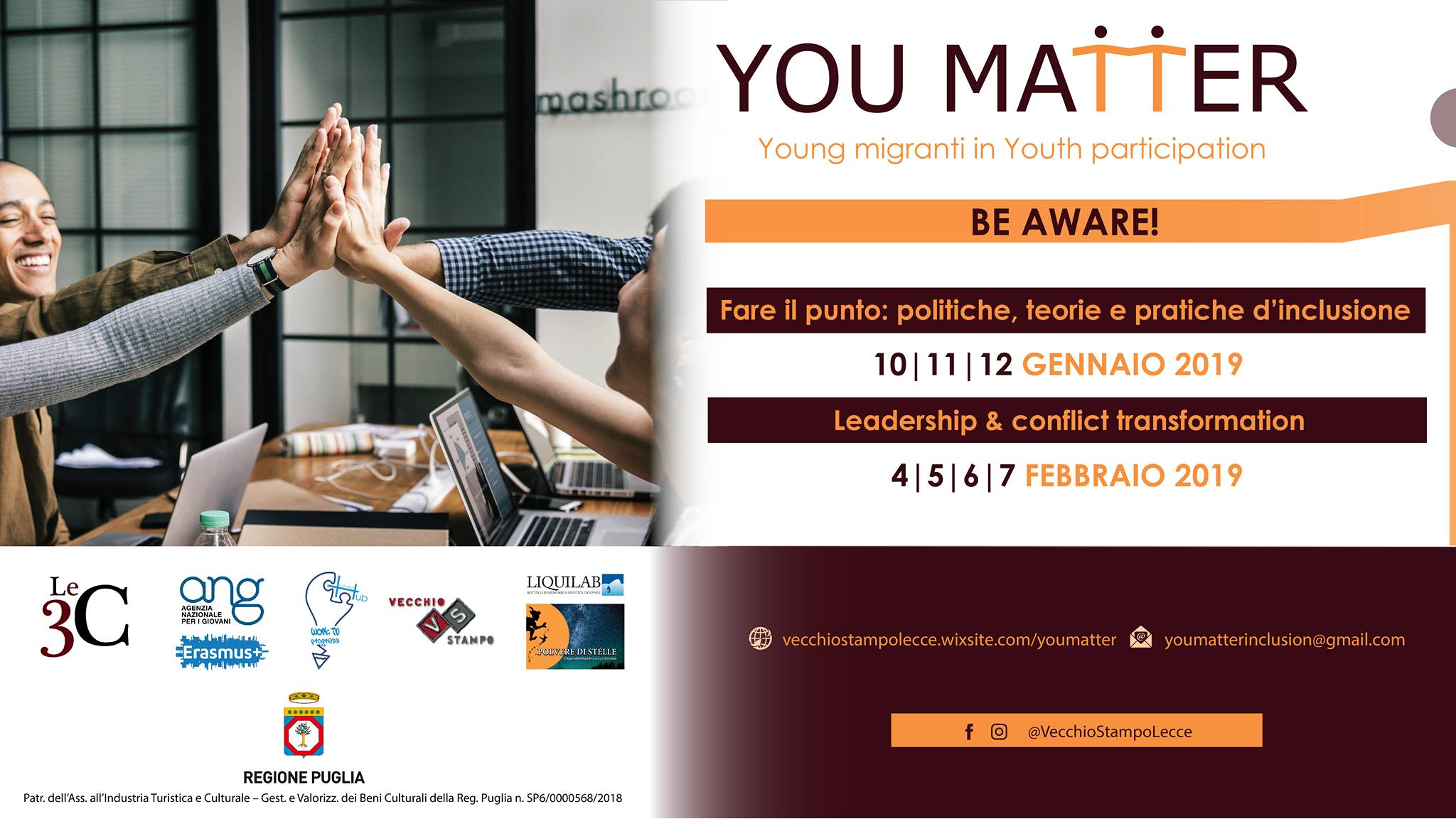 You Matter - Young migrants in Youth participation