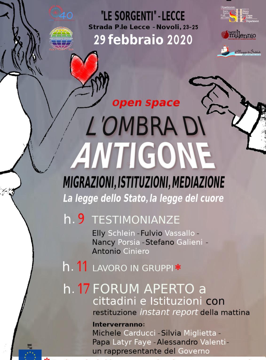 L'Ombra di Antigone