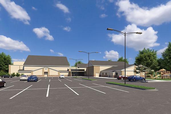 P3352 Wellspring Christian Church Exteri