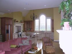 Custom Kitchen Room & Kitchen