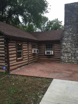 Log Home Refurbish