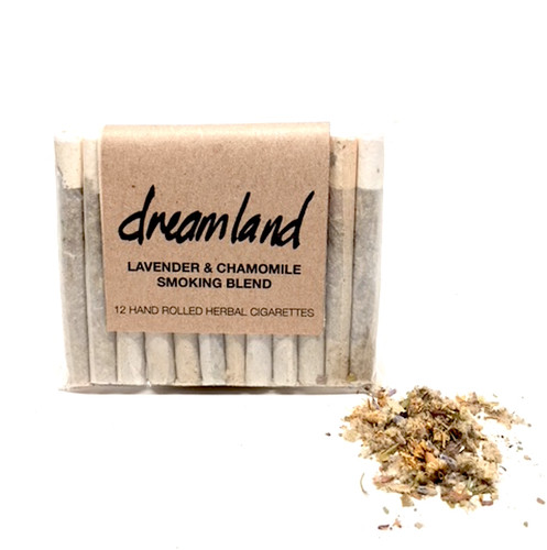 Curandera Remedies - Dreamland Herbal Smokes