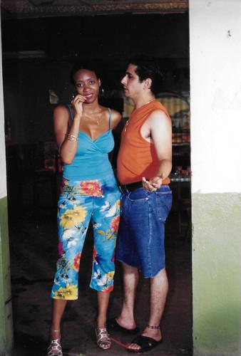 Dolores Pedro y Ernesto Concepción en f