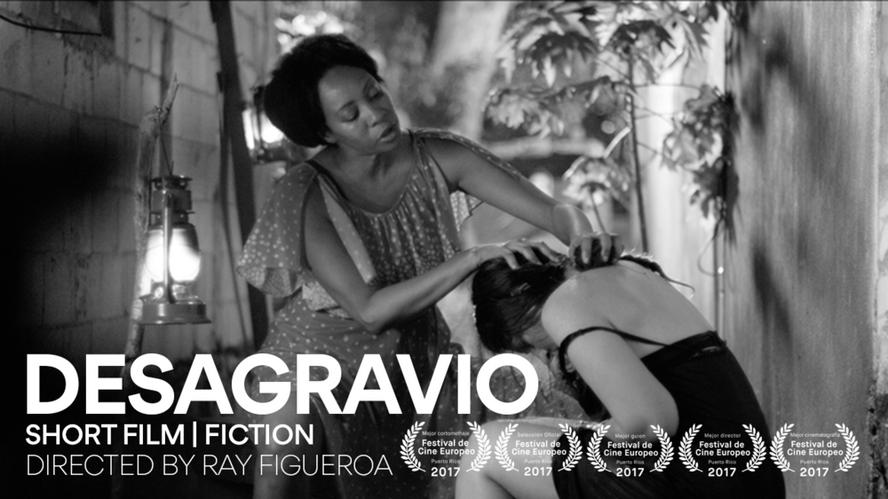 Dolores Pedro y Kisha Tikina Burgos en Desagravio de Ray Figueroa