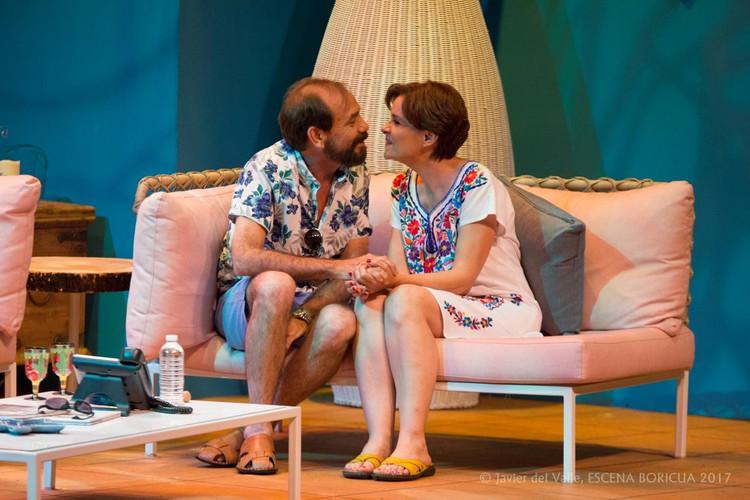 René Monclova y Cristina Soler 3 (Escen