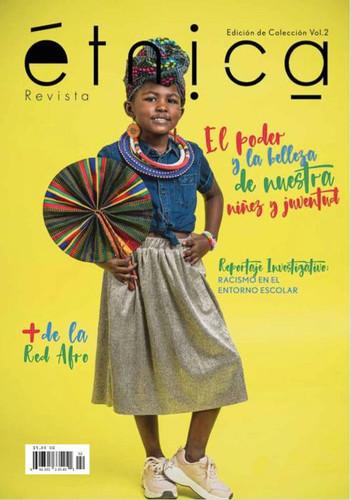 Revista étnica segunda edición