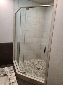 Swinging Shower Door