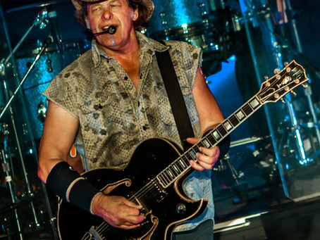 Historic Daytona Venue Hosted Legend Ted Nugent