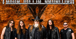 Texas Hippie Coalition Riding 'High in the Saddle' with New Release