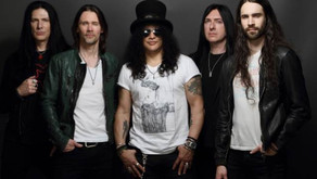 "SLASH FT MYLES KENNEDY AND THE CONSPIRATORS:RELEASE NEW VIDEO""BOULEVARD OF BROKEN HEARTS"""
