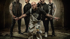 FIVE FINGER DEATH PUNCH and BREAKING BENJAMIN wrapped the Fall arena portion of the biggest North Am