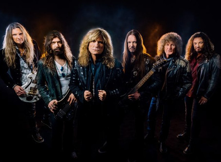Whitesnake at Hard Rock Live, Orlando