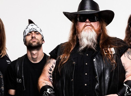 Texas Hippie Coalition High In The Saddle