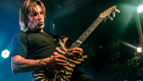 Famed Dokken Guitarist, George Lynch to Appear with Blandini tonight at Main Street Station