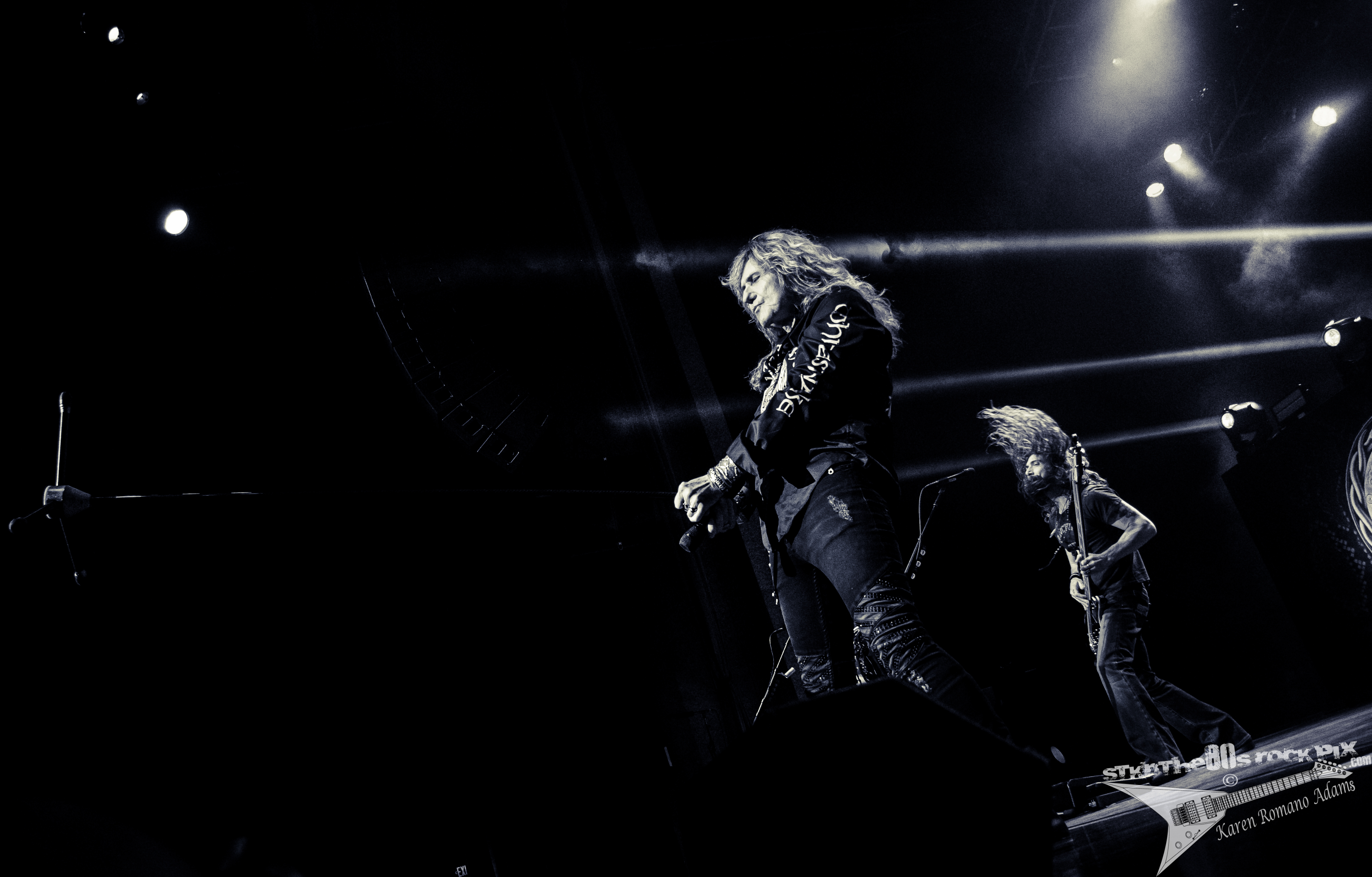 Whitesnake at Hard Rock Live 4-19-5
