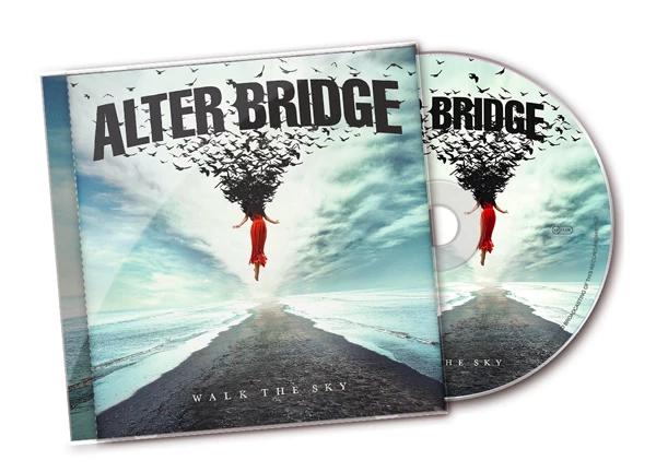 Alter Bridge - latest release - Walk The Sky