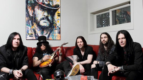 Slash & Myles Kennedy and the Conspiritors - U.S. Headlining Tour Kicks-Off July 15 In San Francisco