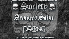Black Label Society is Doom Trooping Over North America