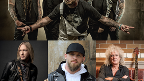 THE BIGGEST NAMES IN ROCK AND COUNTRY JOIN FORCES FOR THE COLLABORATION OF THE YEAR