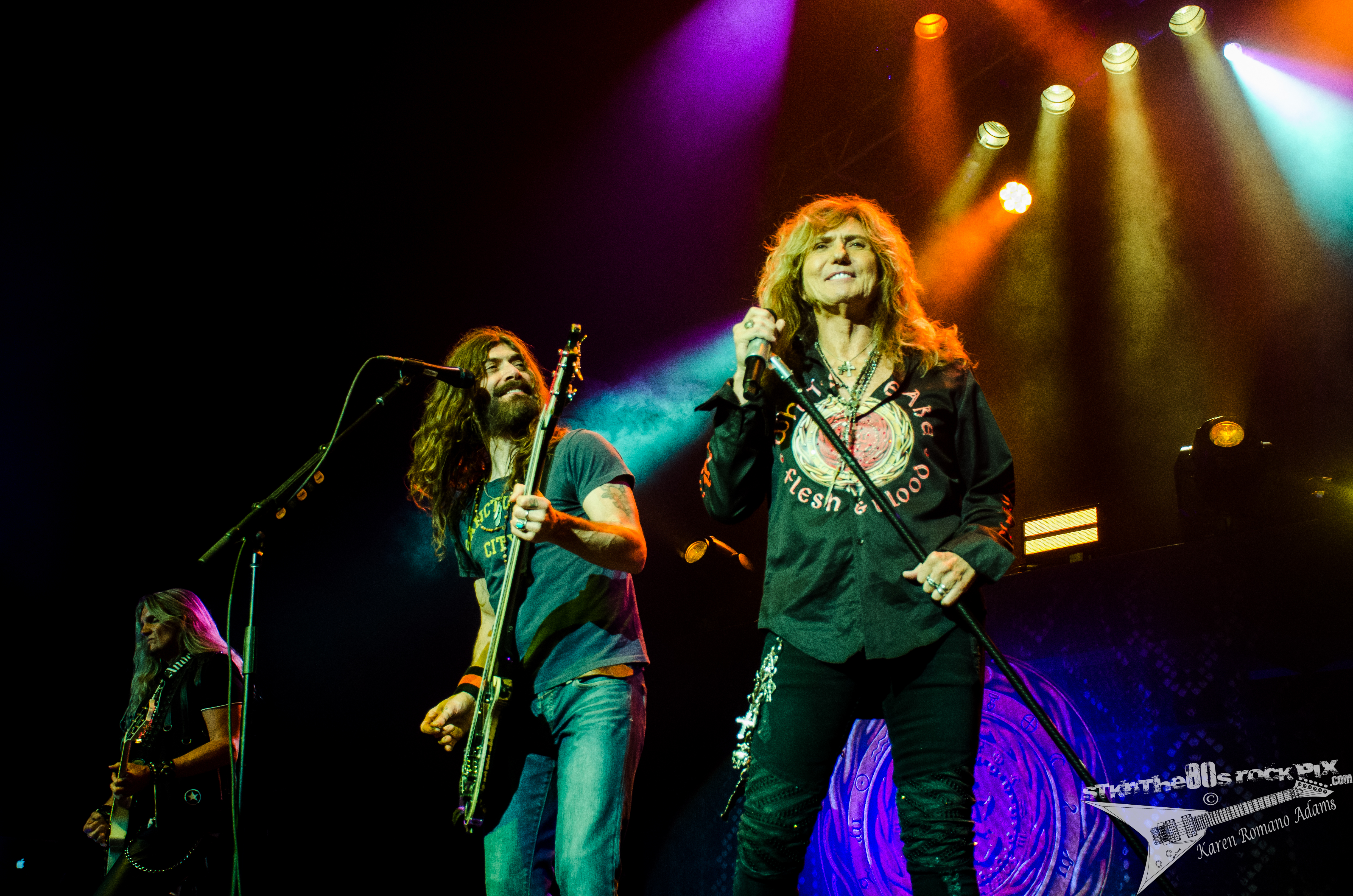 Whitesnake at Hard Rock Live 4-19-34