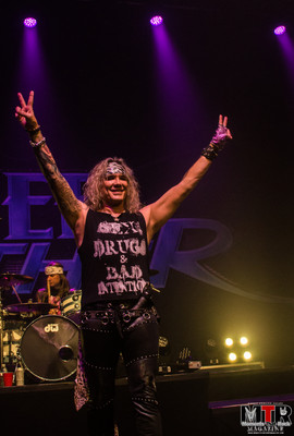 Steel Panther at Plaza Live 10-19 -14.jp
