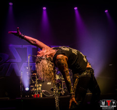 Steel Panther at Plaza Live 10-19 -15.jp