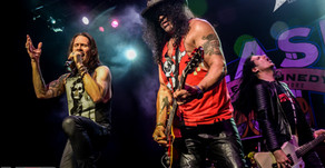 Slash & Myles Kennedy End Tour on a High Note in Orlando
