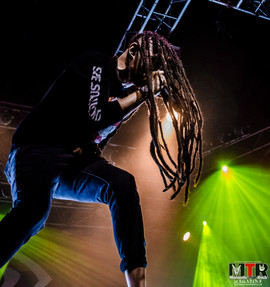Nonpoint at House of Blues Orlando 9-19-