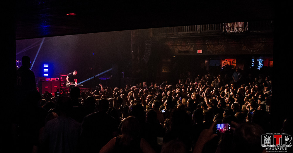 Alter Bridge sold out the Orlando House of Blues