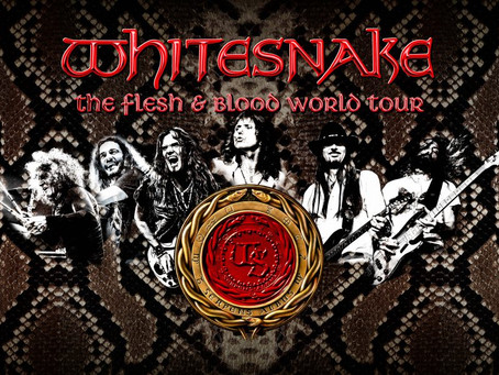 Whitesnake on Tour with Two Stops in Florida