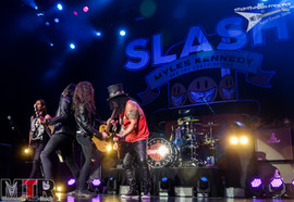 Slash & Myles Kennedy at Hard Rock Live