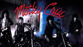 Join Motley Crue in Celebration of 40 Years