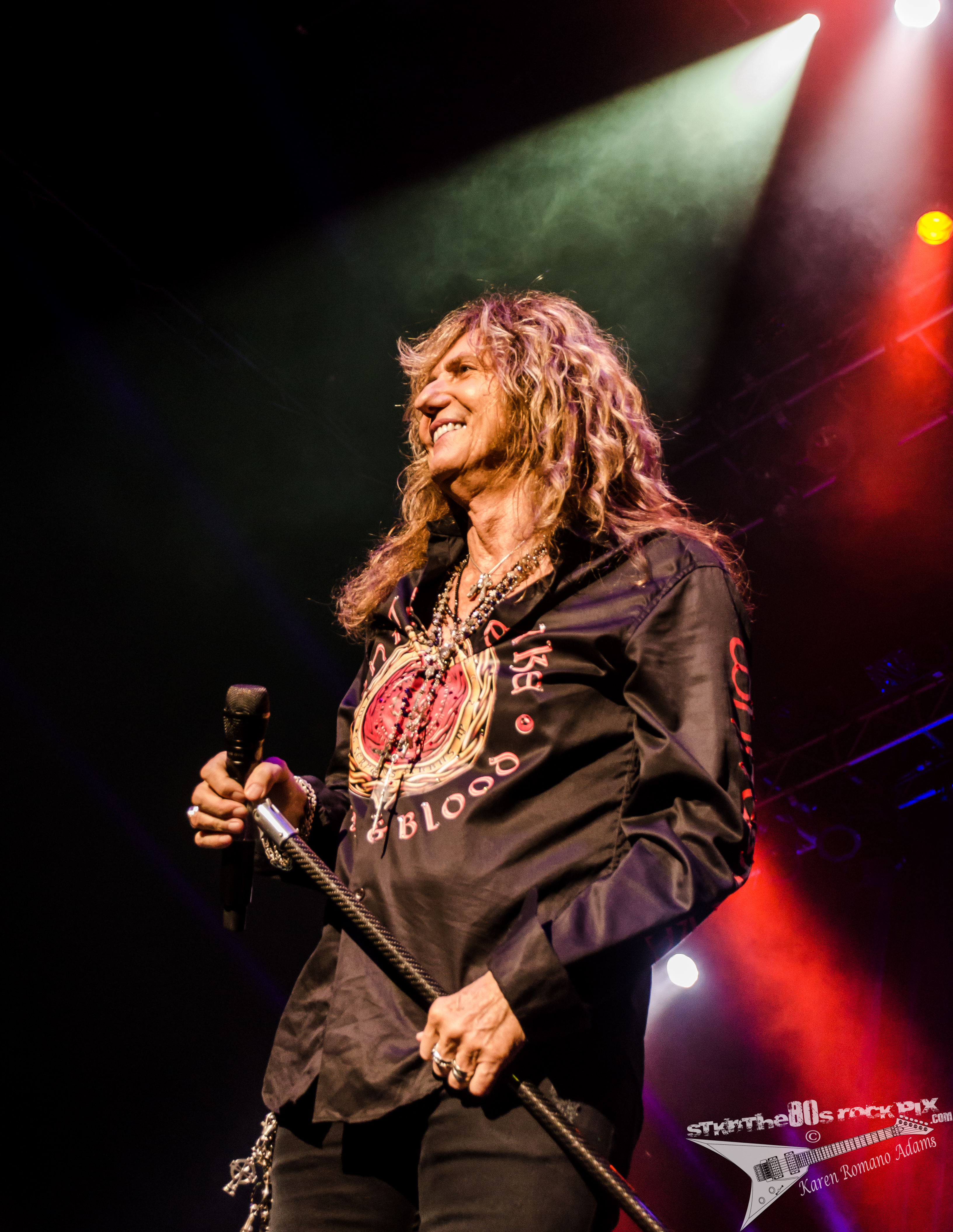 Whitesnake at Hard Rock Live 4-19-40