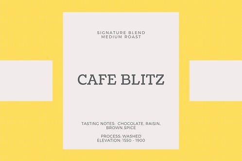Cafe Blitz Signature Blend