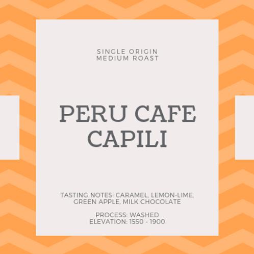 Peru Cafe Capili