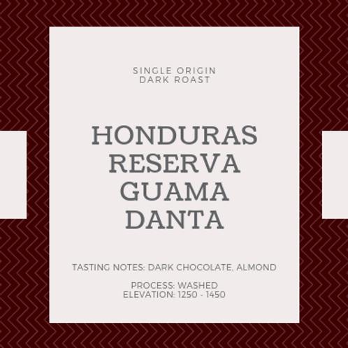 Honduras Reserva Guama Danta