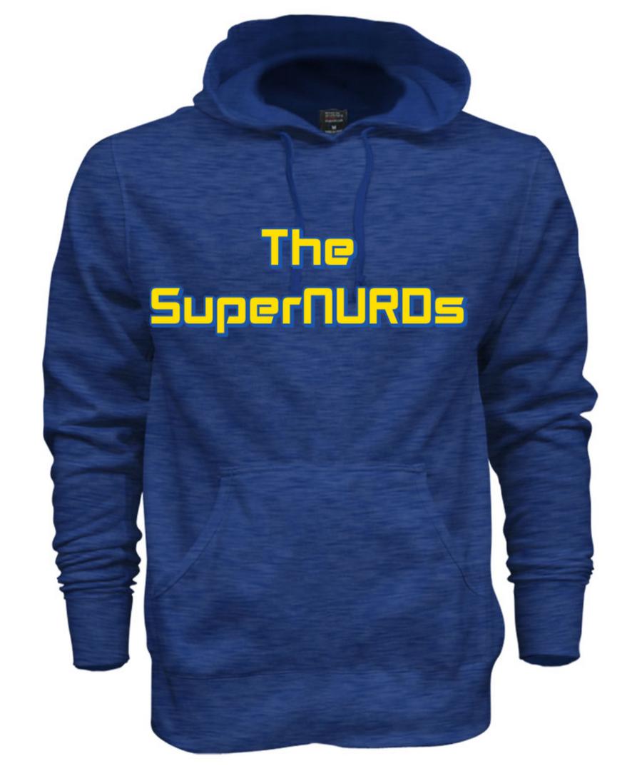 SuperNURDs Sweater