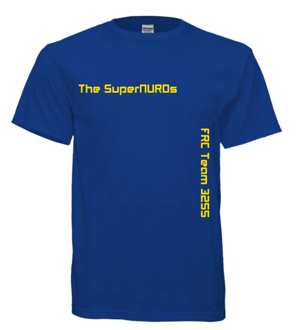 SuperNURDs Blue #1