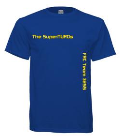 SuperNURDs Blue #1