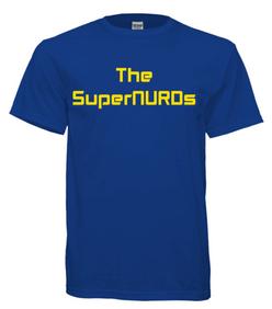 SuperNURDs Blue #2