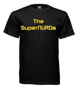 SuperNURDs Black #2