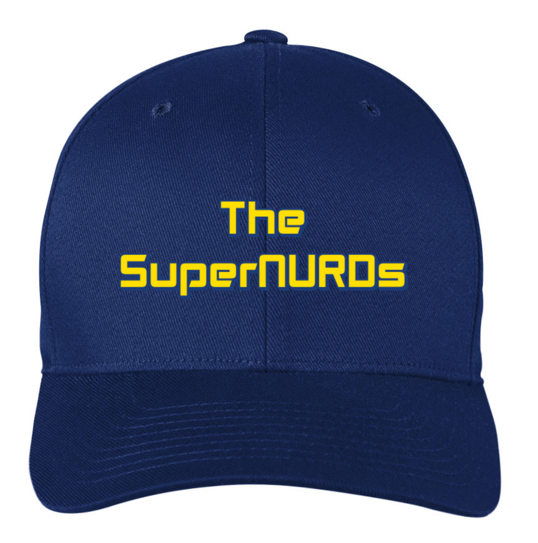 SuperNURDs Hat