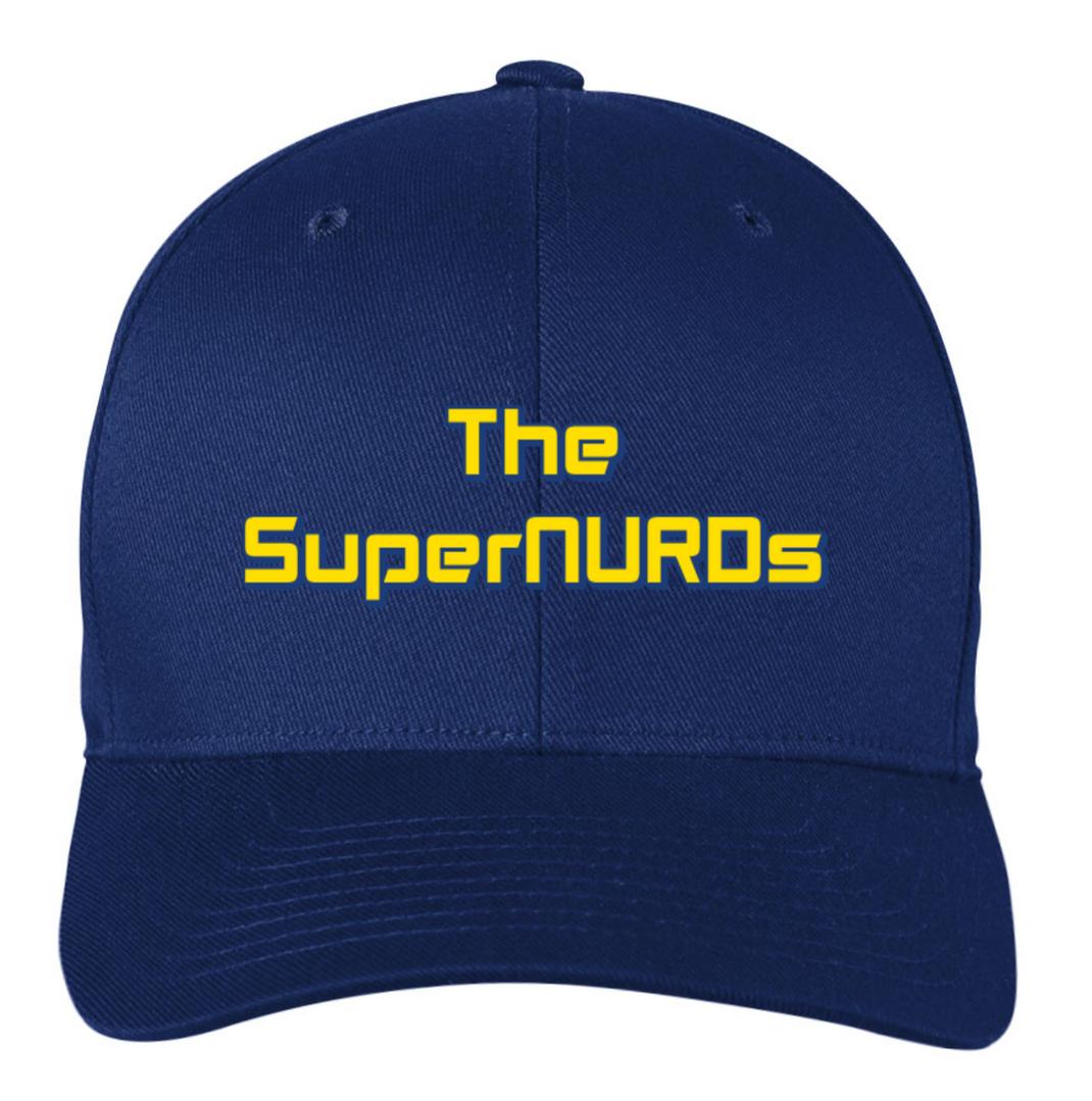 SuperNURDs Hat